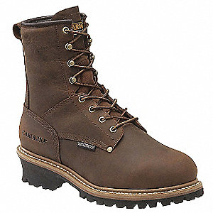 Wrk Boots,Mens,9.5,EE,Thinsulate,8inH,PR