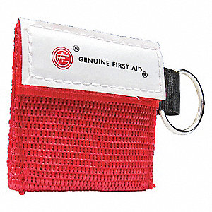 CPR Face Shield,Nylon,Components 2