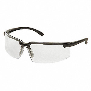 Safety Glasses,Clear, Anti-Static