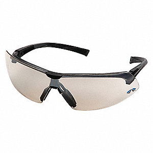 Onix Scratch-Resistant Safety Glasses, Indoor/Outdoor Lens Color