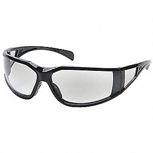 Exeter Anti-Fog, Anti-Static, Scratch-Resistant Safety Glasses , Clear Lens Color