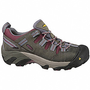 Work Boots,Womens,10,W,Cemented,Gray,PR