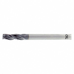Jobber Drill,Carbide,0.1910 in.,1.5 in L