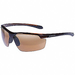 Safety Glasses,Brown,Anti-Reflective