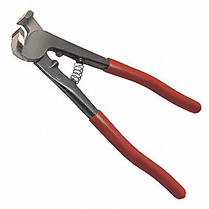 Tile Nipper,Centered Jaws,8in.L