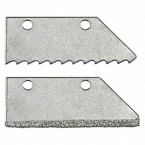 Grout Saw Blade Set,Carbide Steel,PR