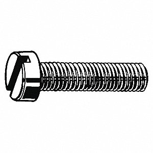 SCREW MACH CHH D84 4.8 ZP M4-0.7X6