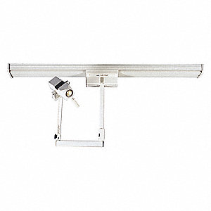"150 Watt Ceiling Examination Light with 126,000 Lux @ 24"" Light Output"