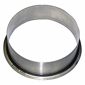"0.589 to 0.593"" Dia. Shaft Repair Sleeve, 0.197"" Width on Shaft"