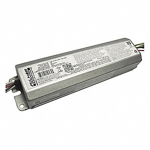14 to 96W Fluorescent Emergency Ballast, 750 Initial Lumens, 1 or 2 Lamp(s) Supported, Painted Steel