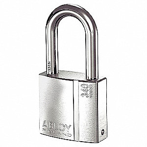 "Keyed Padlock,Alike,2-1/4""W"