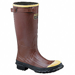 Rubber Boots,Knee,Natural Rubber,13,PR