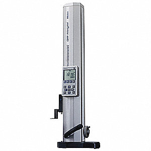 "Electronic Digital Height Gage, 0 to 24""/0 to 600mm Range, 0.001mm, 0.0005mm, 0.00005"", 0.0001"" Reso"