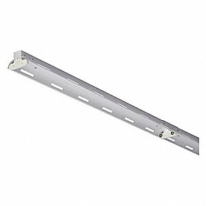 Low Bay Fixture,128W,4-21/32 in. W