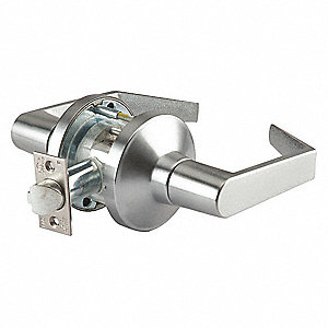 Lever Lockset,Mechanical,GT Curved