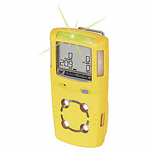 Multi-Gas Detector,O2/LEL,Yellow