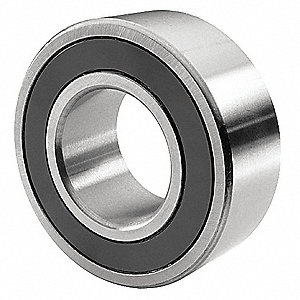 Angular Contact Ball Bearing, 1300lb., NBR