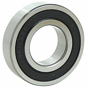 Min Ball Bearing,SS,1In Bore Dia
