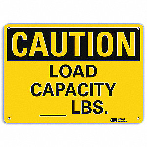 Safety Sign,Lock Out Equipment,7in.H