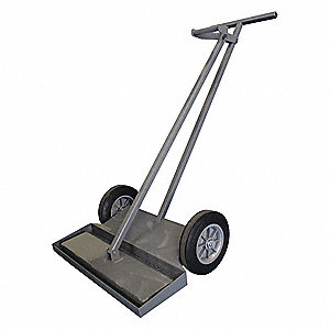 Magnetic Sweeper,36in L x 7in W