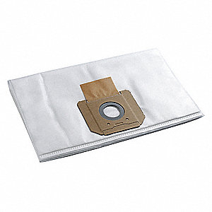 Replacement Dust Extractor Bags, 5PK