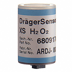 Gas Sensor,Hydrgn Peroxide,0 to 30.0 ppm