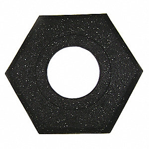 Channelizer Cone Base,Black,15 lb.