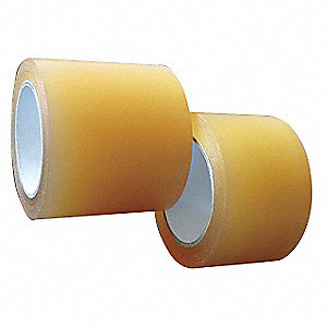 Light-Duty Seaming Tape, 96mm X 36 yd., 6.00 mil Thick, Clear Vinyl, 12 PK