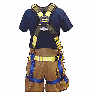 Rescue Harness,Class lll,44in to 56in