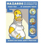 Hazards Can Occur In Office Environments Too Posters