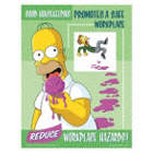 Good Housekeeping Promotes A Safe Workplace Reduce Workplace Hazards Posters