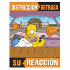 Seguridad de conduccion Posters