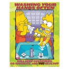 Washing Your Hands Often Will Keep Customers Coworkers and You Healthy Posters