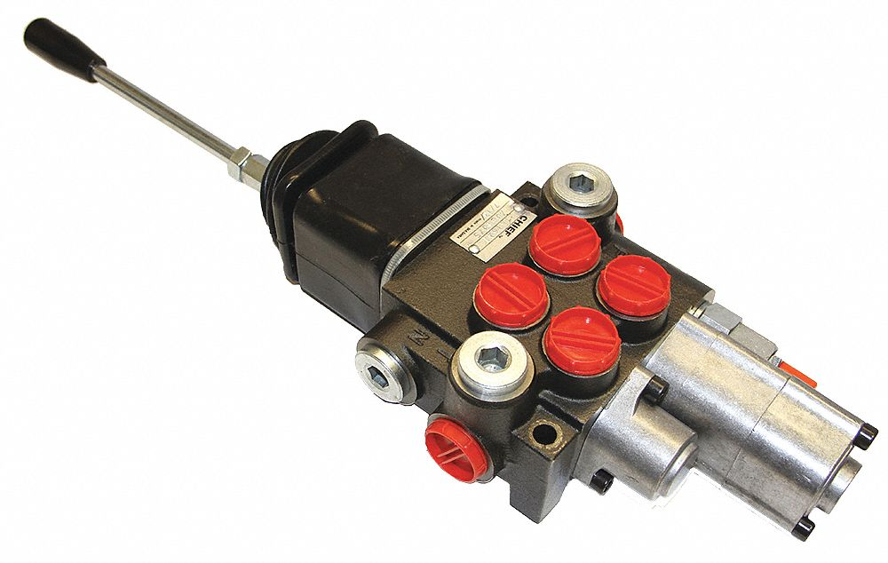 4 Ways Joystick Hydraulic Directional Valve with 10 Flow Capacity (GPM)