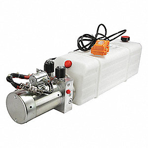 12VDC Hydraulic Power Unit, 2500 psi 1.3 gpm