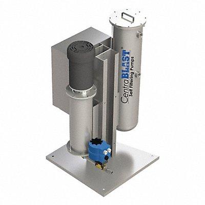 35LZ92 - Self Filtering Pump 5 M 102 gpm 15 HP