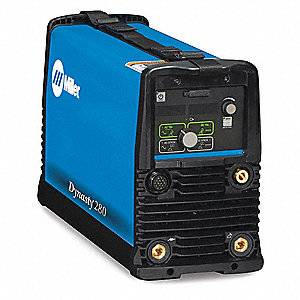 TIG Welder, Dynasty 280 Series, Welder Max. Output Amps: 280, Welder Industrial Class: Medium