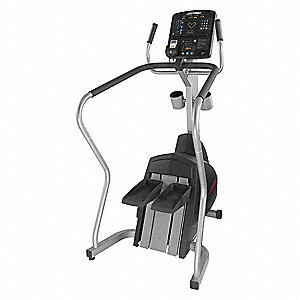 "50"" x 32"" x 64-1/2"" Stair Climber with Poly V Belt Drive System and 350 lb. Max. Weight"