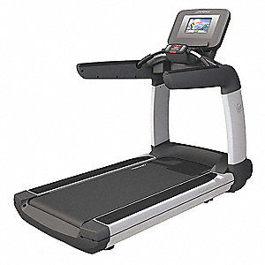 "83"" x 37"" x 63-1/2"" Treadmill with 0.5 to 14 mph Speed Range"