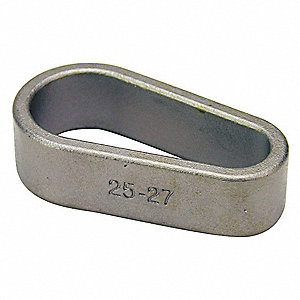 Optional Ring,Iron Casing,2 in.