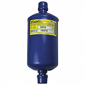 Solid Core Filter Drier,3/8in.,5-1/2in.L