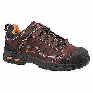 Work Boots,Mens,4.5,M,Lace Up,Brown,PR