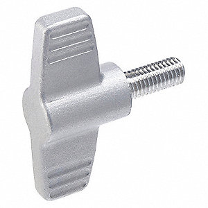 WING NUTS-STUD TYPE-STAINLESS