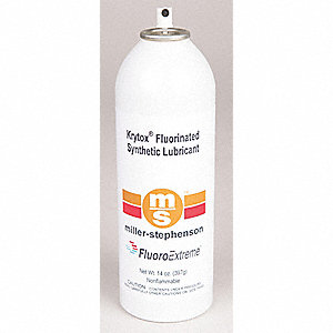 Lubricant, No Additives, 14 oz. Aerosol Can