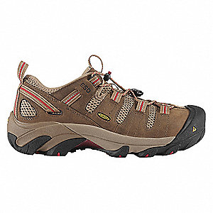 Work Boots,Women,5,W,Brown,Hiker,PR