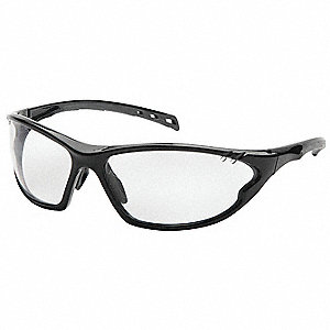 PMXCITE Scratch-Resistant Safety Glasses, Clear Lens Color