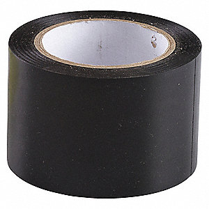 "Marking Tape, Solid, Continuous Roll, 3"" Width, 1 EA"