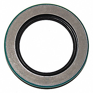 "Single Lip Rotary Shaft Seal with 2-3/4"" Inside Dia. and 3-1/4"" Outside Dia."