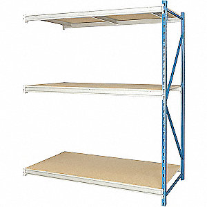 Bulk Rack Add-On Unit,72x48x87,10,500lb