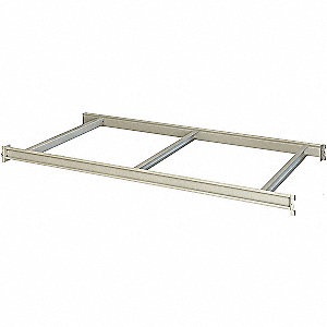 Shelf,24 D,96 W,No Decking